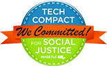 Tech Compact for Social Justice Badge
