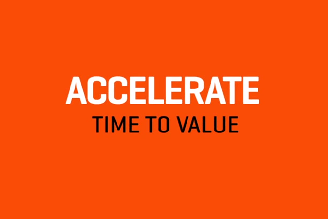 accelerate-time-to-value