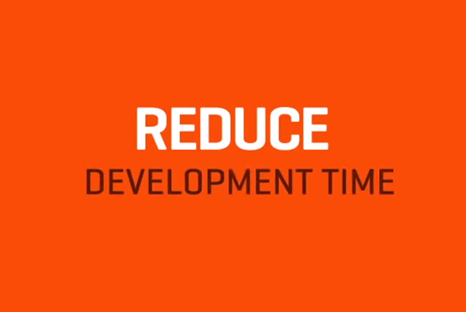 reduce-development-time