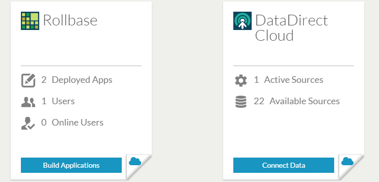 DataDirect Connect Data