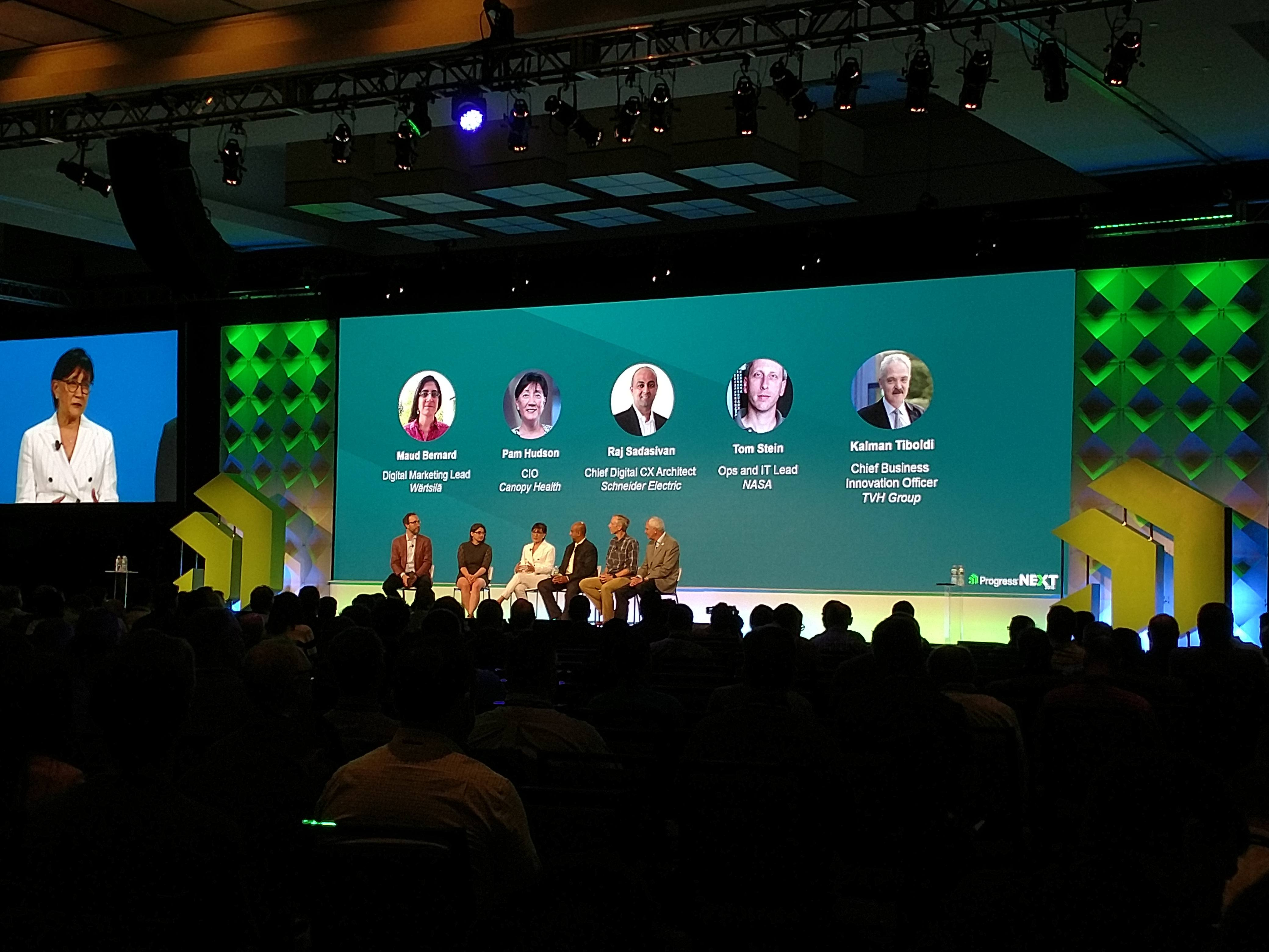 ProgressNEXT Customer Panel