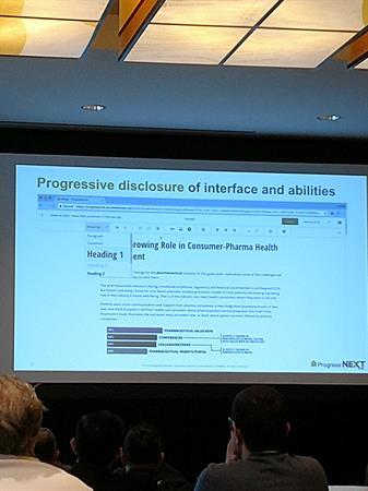 ProgressNEXT Sitefinity Content Creation