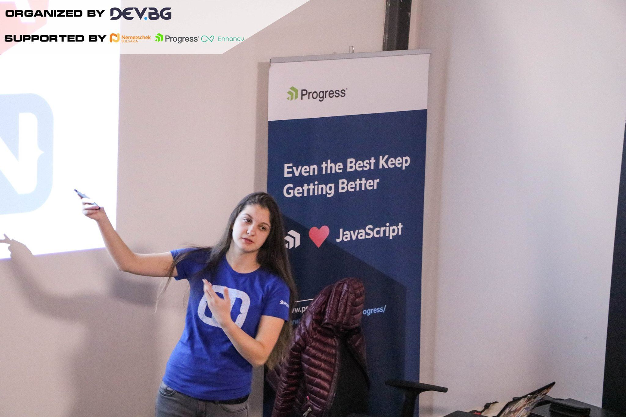 Progress Supports Dev BG-2