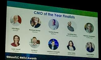 CMO of the Year Finalists