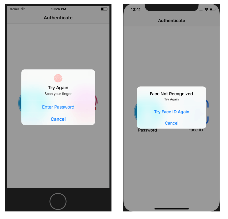 How to Integrate Biometric Authentication in iOS and Android