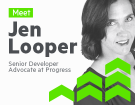 Meet Jen Looper, Senior Developer Advocate at Progress-2_270x210