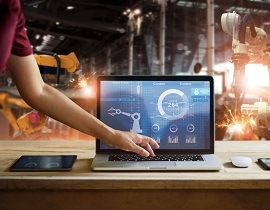 Reinventing Customer Engagement in Manufacturing with Low-Code_270x210