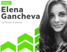 Meet Elena Gancheva Software Engineer at Progress_270x210