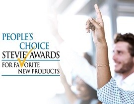 Sitefinity Nominated for Stevie Awards—Help Us Win!_270x210