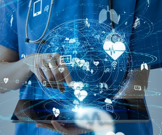 Power the Hospital of Tomorrow with Digital Solutions_540x450