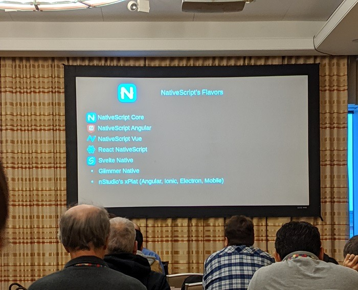 NativeScript Flavors