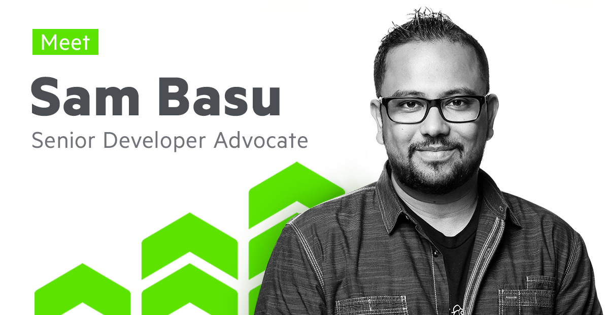 Meet Sam Basu, Senior Developer Advocate at Progress