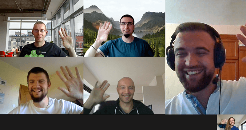 Progress Telerik Blazor Software Engineering Team
