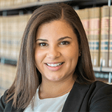Samantha Vasco, intern in enterprise legal services