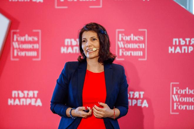 Lilia Messechkova of Progress