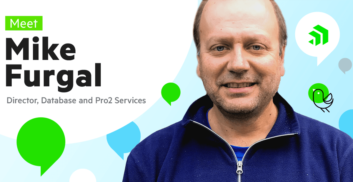 Meet Mike Furgal, Director of Database and Pro2 Services at Progress