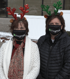 Meet Julie Hancox and Janice Dodd, Progress Wish Tree Planner