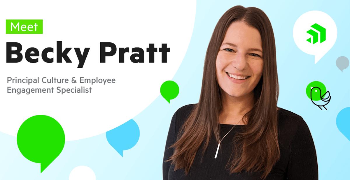 Meet Becky Pratt of Progress
