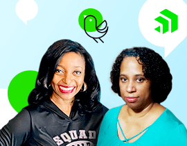 Meet Rochelle Wheeler and April Turner of Progress
