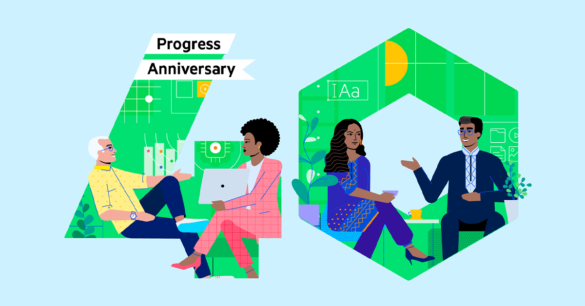 Progress 40th Anniversary