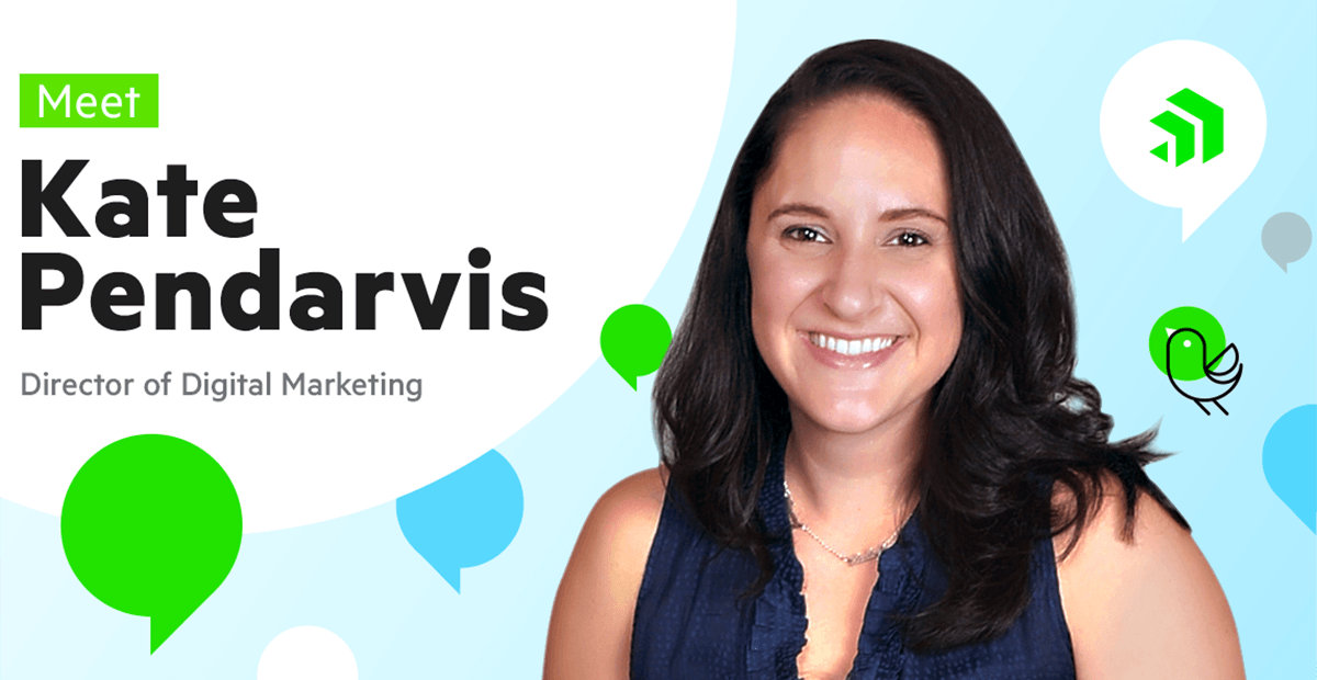 Meet Kate Pendarvis, Director of Digital Marketing for Progress