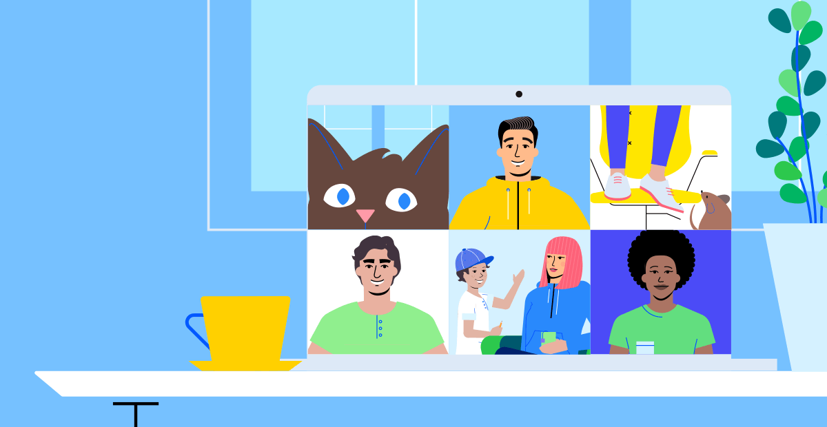 6 Virtual Meeting Moments That Wouldn't Happen in the Office
