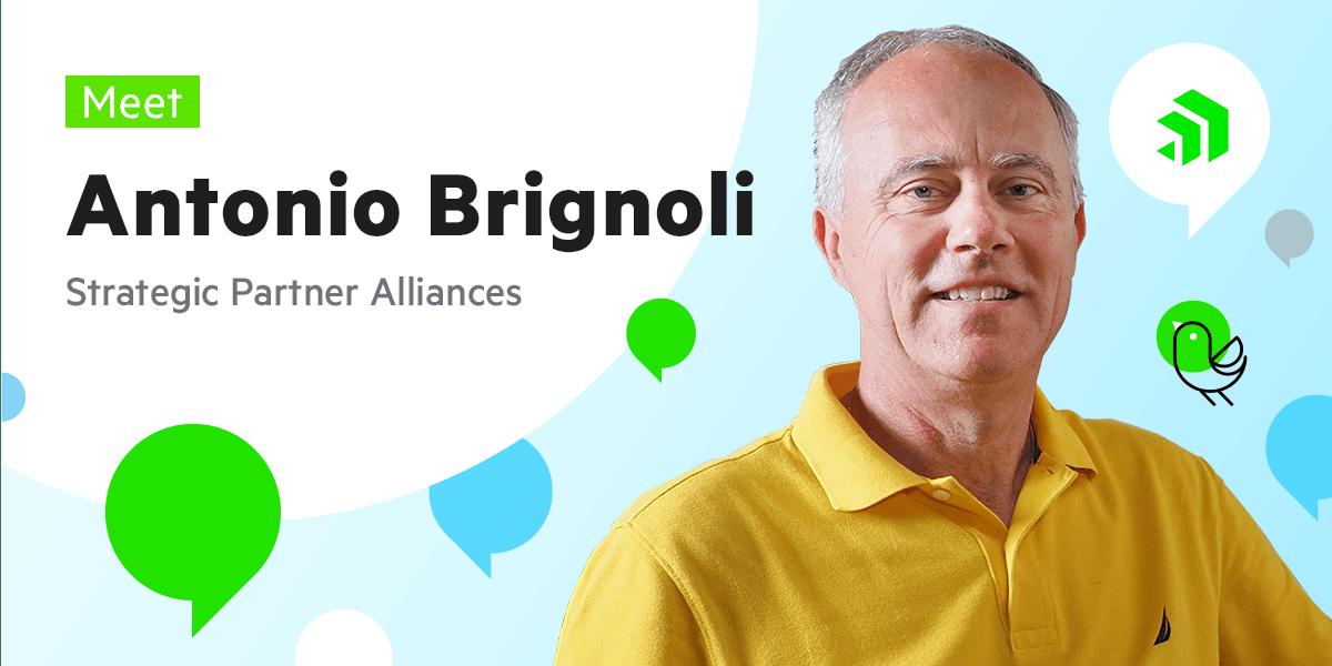 Antonio Brignoli of Progress