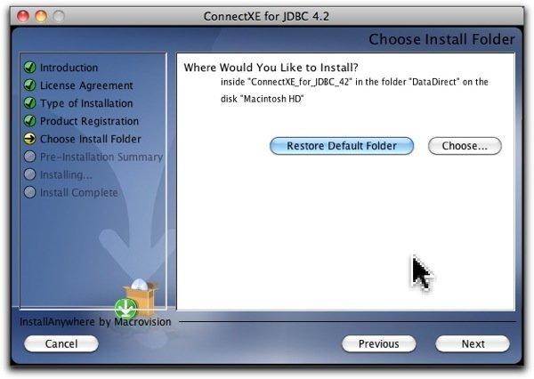 Install JDBC Server