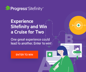 experience Sitefinity