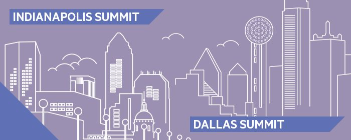 Indianapolis and Dallas Sitefinity Summits