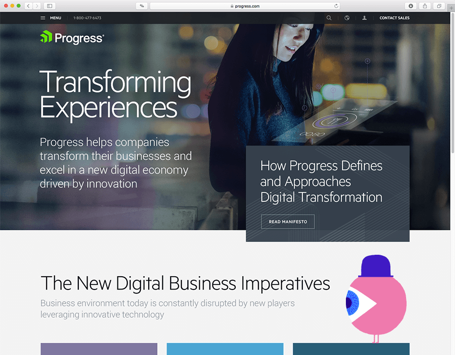 Progress_homepage