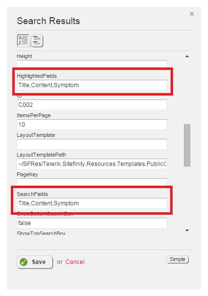 Troubleshooting Lucene Search Issues