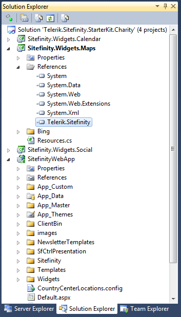 Sitefinity-4-Assembly-Reference