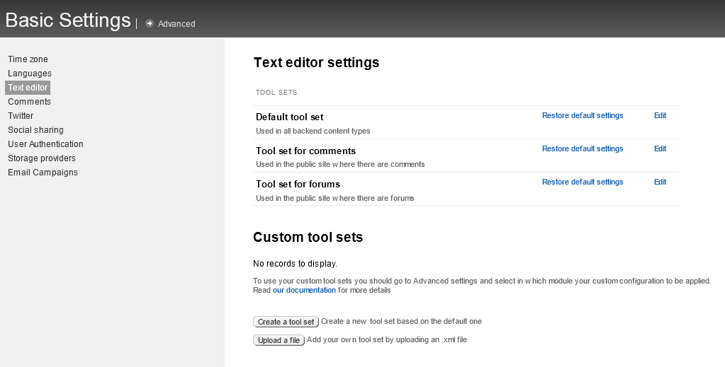 Sitefinity-Text-Editor-Configuration