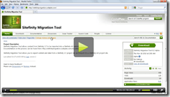 Sitefinity-4-RC-Migration-Tool-Video
