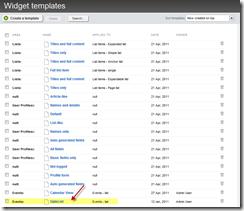 Sitefinity-4-Widget-Templates