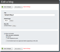 Sitefinity-4-Blog-Settings