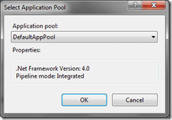 IIS Application Pool