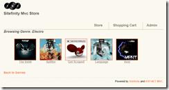 Sitefinity-MVC-Store