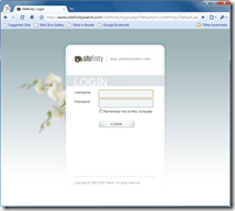 Securing the Sitefinity Login