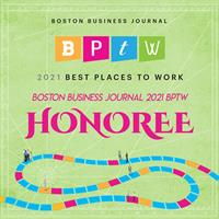 Boston Business Journal's Best Places to Work