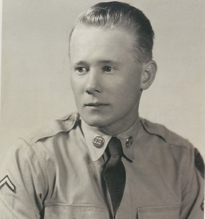 Albert Olson, uncle of Glenn Mulno