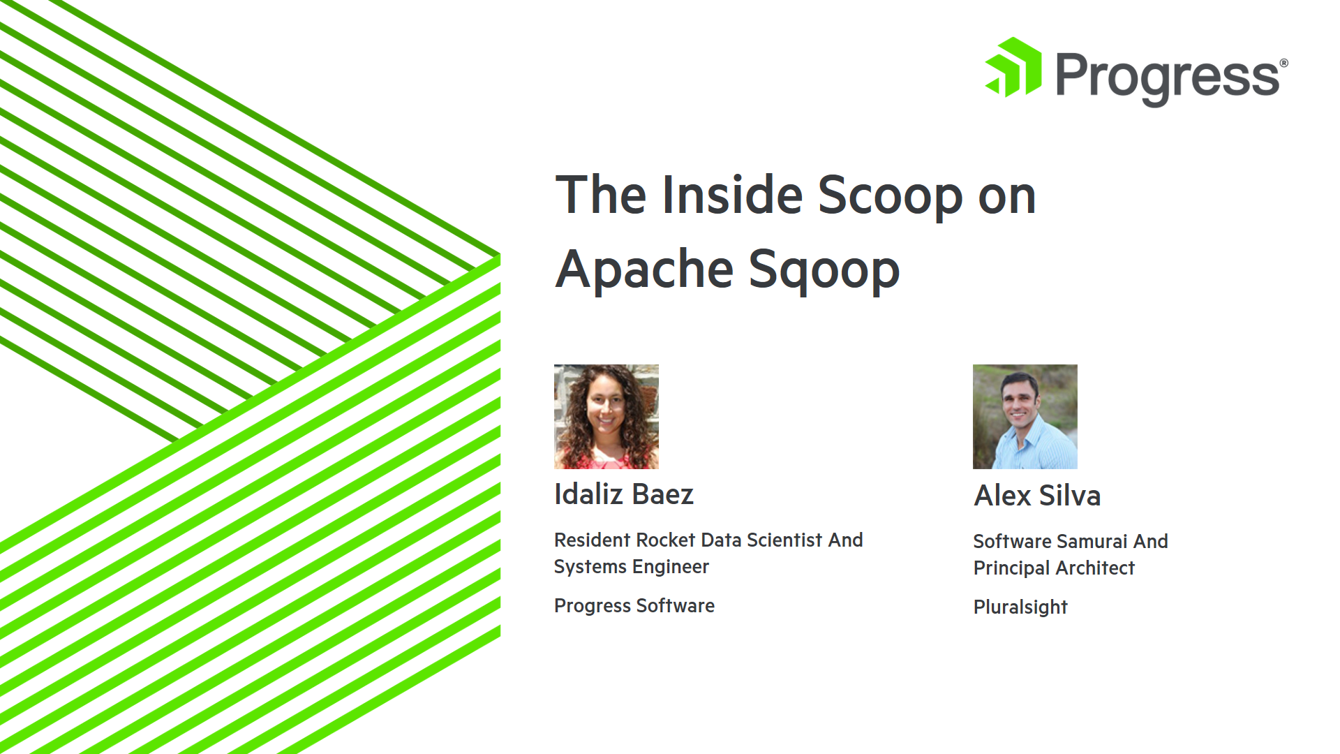 The Inside Scoop on Apache Sqoop
