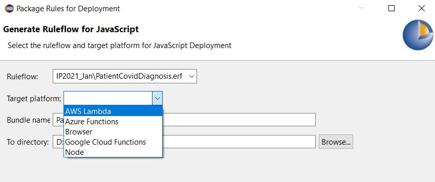 deploy options