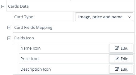 icon properties