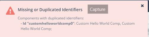 duplicate id