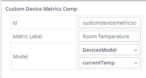 device metrics