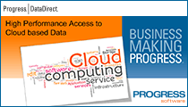 High Performance Access to Cloud based Data