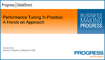 Performance Tuning in Practive: A Hands on Approach