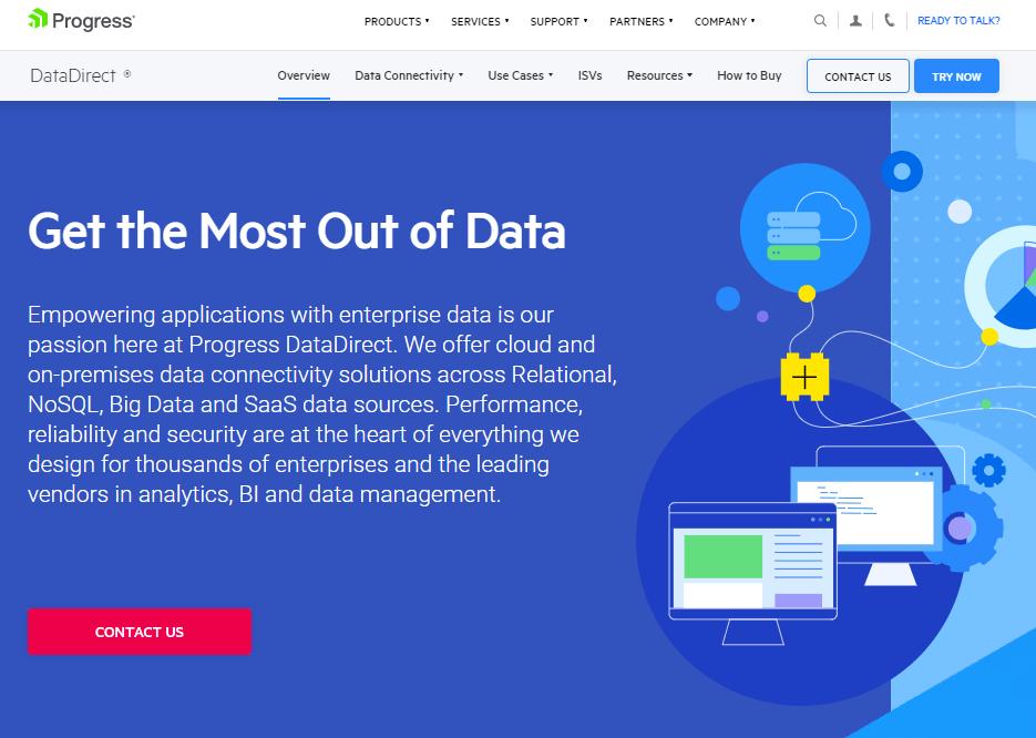 DataDirectHomepage